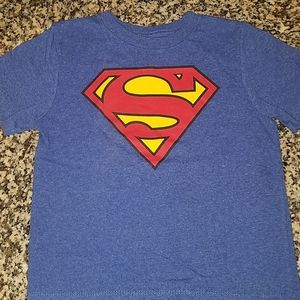 Superman shirt size 4/5 perfect condition